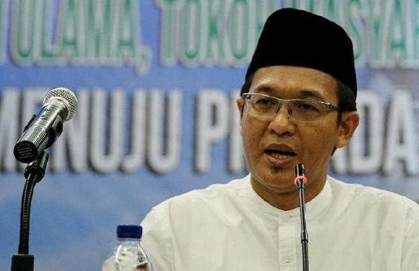 KH Ahmad Ishomuddin (Foto:   MusliModerat)