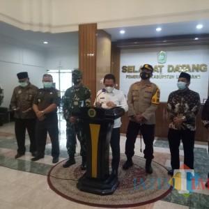 Polres dan Kodim Akan Tingkatkan Yustisi Protokol Kesehatan di Lumajang