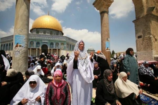 Muslim Israel (Foto:  The Times of Israel)