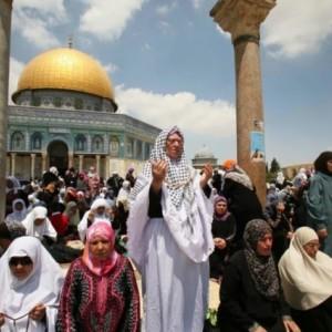 Di Israel, Populasi Muslim Tumbuh Tercepat di Dunia