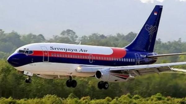 Sriwijaya Air (Foto:  exposenews.id)