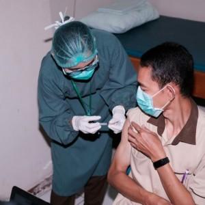 Simulasi Pembagian Vaksin Covid di Kota Batu, Begini Alur Pelayanannya