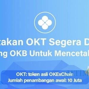 OKExChain, Perdagangan Pertama di Dunia dengan Ekosistem Berbasis Teknologi Blockchain