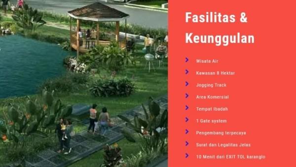 Cari Rumah Impian ya di Taman Tirta, Banyak Fasilitas dan Keunggulan Lho
