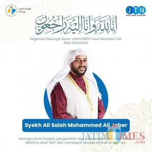 Gubernur Khofifah Teringat Pesan Almarhum Syeh Ali Jaber: Alqur'an Digital Bagi Tunanetra