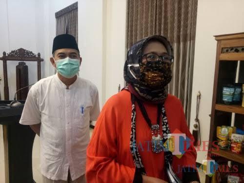 Ir. Hj. Indah Amperawati, M.Si (Foto: Bramastyo Dhieka Anugerah / Jatim Times)