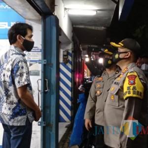 Jam Malam Diperketat, Polres Malang Intensifkan Patroli