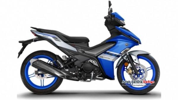 MX King, Jadi Produk Pertama yang Disegarkan oleh Yamaha Awal Tahun Ini