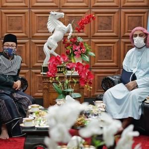 Wali Kota Malang Ungkap Momen saat Bersama Syekh Ali Jaber