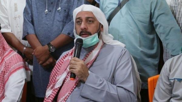 Syekh Ali Jaber (Foto:  Tribunnews)