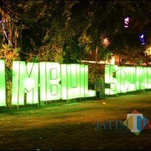 Dampak PPKM, Wisata Umbul Square Madiun Cari Donasi