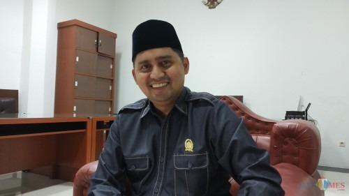 Anggota Komisi C DPRD Kota Malang, Ahmad Fuad Rahman. (Foto: Dokumentasi MalangTIMES).).