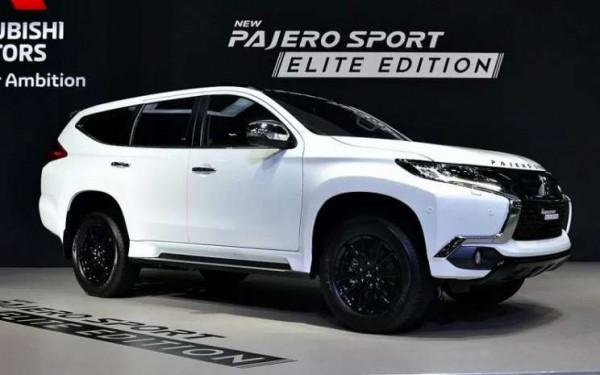 Mitsubishi Luncurkan Pajero Sport Edisi Terbatas Dibekali Fitur Canggih, Segini Harganya