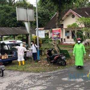 Sempat Terkendala Miskomunikasi, Polres Blitar Evakuasi 9 Santri Positif Covid-19