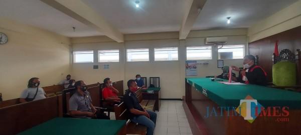 Nekat Gelar Pertandingan Gobak Sodor, 4 Warga Bondowoso Ditangkap Polisi