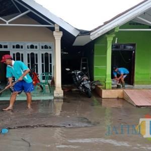 Tepat 15 Hari, Banjir di Jombang Mulai Surut