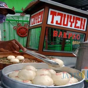 Bakpao Tjuyen, Jajanan Legendaris di Jombang yang Masih Bertahan