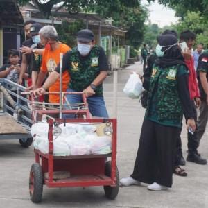 GPK Jombang Beri Bantuan Warga Korban Banjir