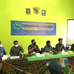 DPRD Kota Malang Minta Pemkot  Naikkan Anggaran bagi Kelurahan