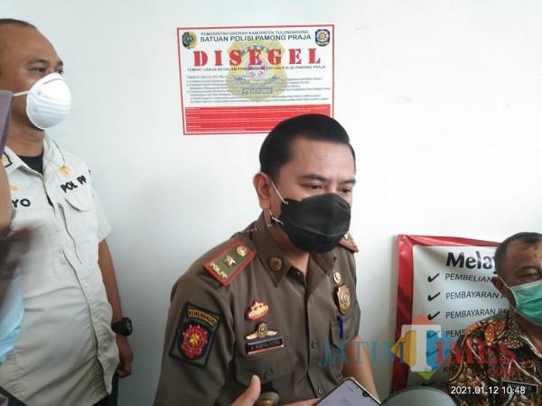 Pesta Ultah Viral, Satpol PP Tulungagung Bakal Periksa Tamu Undangan
