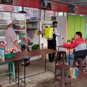 Pasar Tetap Beroperasi selama PPKM, Dishub Kabupaten Malang Gandeng Relawan Covid-19