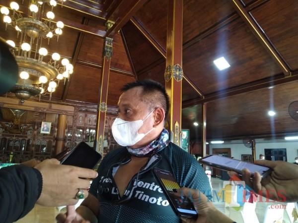 Sekdaprov Pastikan Seluruh Kabupaten/Kota Bakal Divaksin