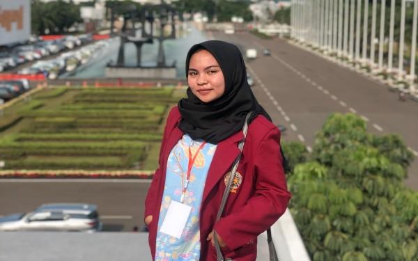 Maidina Mayangsari (Mahasiswa Ilmu Pemerintahan Universitas Muhammadiyah Malang)