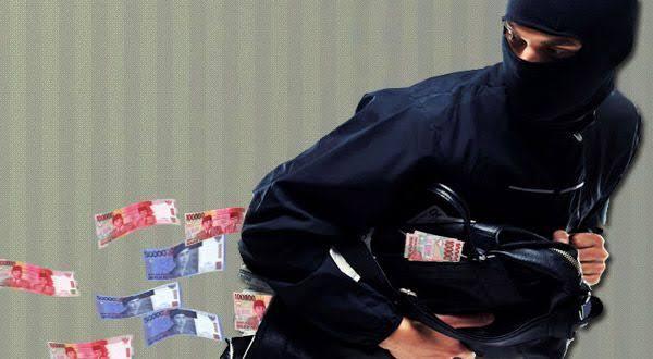 Ilustrasi pencurian tas. (Foto: Istimewa)