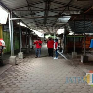 Sempat Tutup karena Covid, Pasar Rejotangan Dibuka Lagi setelah Disterilisasi