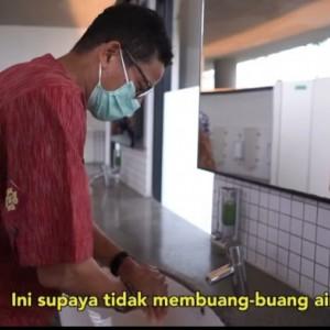 Mengintip Toilet Wisata Terbaik se-Indonesia yang Dipamerkan Sandiaga Uno, Seperti Apa?