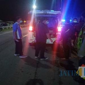 Hasil Olah TKP, Remaja Tewas Kecelakaan di Ngujang II  akibat Lepas Kendali
