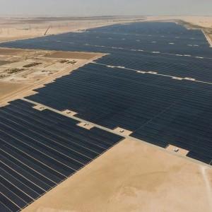 Mengintip Rencana ESDM, Bangun Taman Panel Surya Mirip di Abu Dhabi