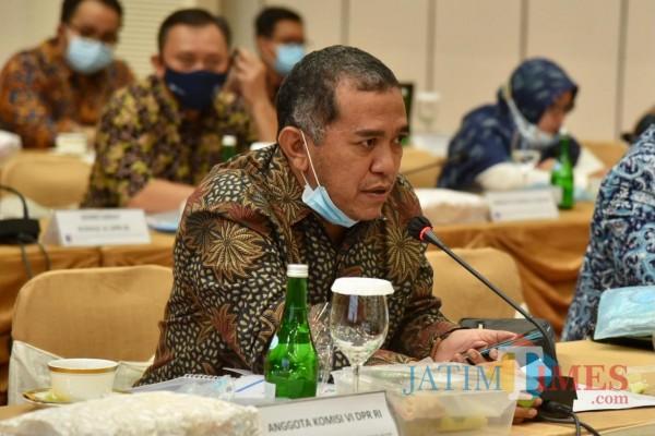 Singgih Januratmoko, Anggota Komisi VI DPR RI asal Partai Golkar Nurhadi Banyuwangi Jatim Times
