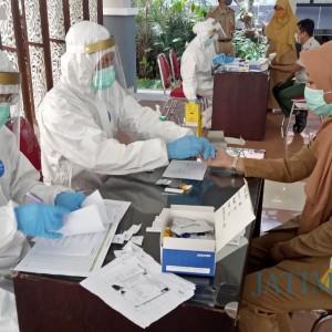 Tolak Vaksin, Siap-Siap Nakes Kota Batu Dicabut Izin Praktik