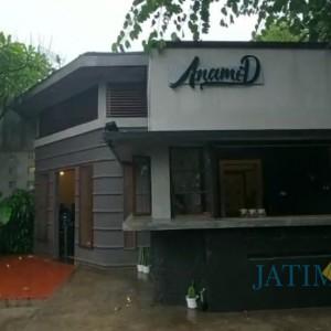 Anamid Cafe Dibobol Maling lagi, Tidak Ada Barang yang Hilang