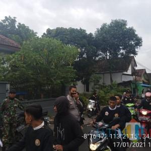 Tak Patuhi Prokes, Latihan Silat di Jember Dibubarkan Polisi