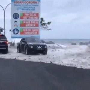 Bukan karena Hujan, Mal dan Kawasan Bisnis Ini Dilanda Banjir Besar