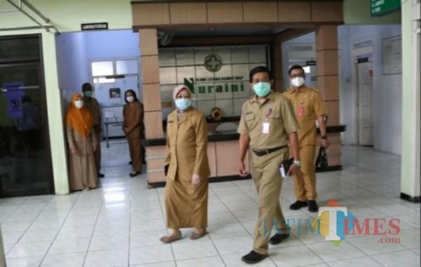 Covid-19 Merangkak Naik, Pemkab Kediri Kebut RS Darurat