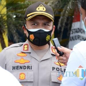 Jika PPKM Tidak Maksimal, Polres Malang: Waktunya Bisa Dilanjutkan