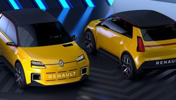 Renault 5 (Foto: Corriere dello Sport)