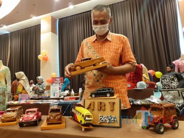 Dorong UMKM Masuk Pasar Global, Wali Kota Sutiaji Teken Kerja Sama dengan Pemodal Asing