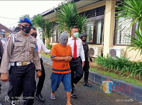 Pembina Pramuka di Ngawi Ditangkap Polisi setelah Gagahi Dua Siswi