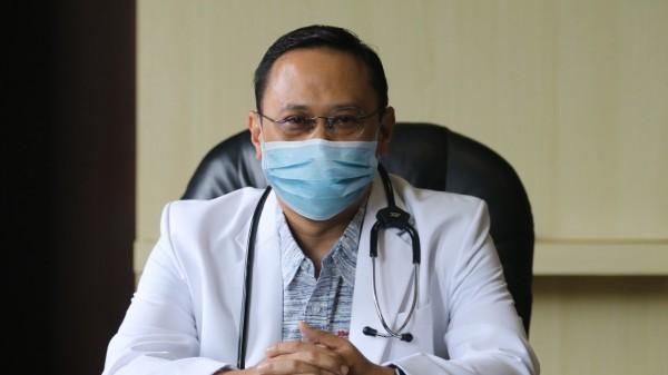 dr. Fauzan Adima, Kepala Dinas Kesehatan Kota Kediri. (Foto: Ist)