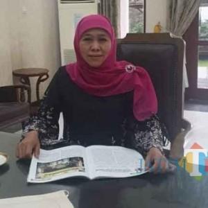 Evaluasi PPKM di Jatim, Gubernur Khofifah Tekankan Pendonor Plasma Konvalesen