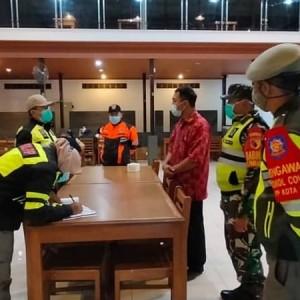 PPKM di Kota Batu Sudah Sepekan, Senin Masih Didapati 20 Pelanggar