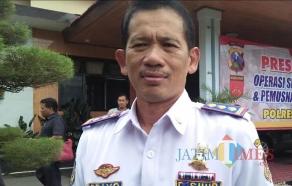 Cegah Covid-19, Pegawai Dishub dan Dindik Kota Blitar Dilarang Jenguk Orang Sakit