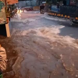 Laporan BNPB, 260 Rumah di Kota Malang Terendam Banjir
