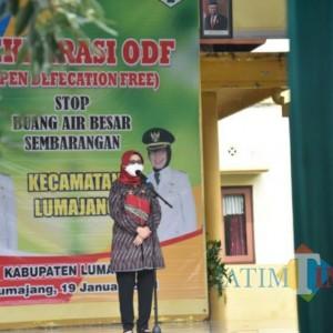Tersisa 6 Kecamatan Belum Deklarasi ODF Menuju Lumajang Kabupaten Sehat