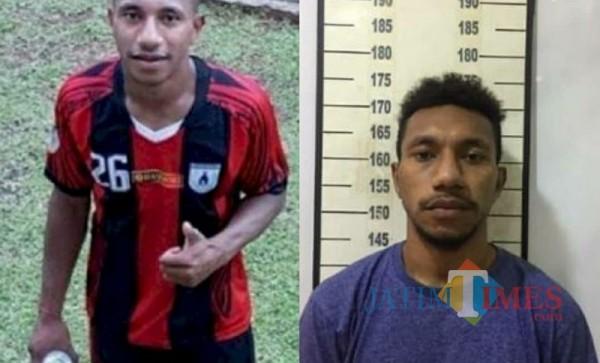 Mantan Timnas U-19, Alvian Sanyi (Foto: Istimewa).