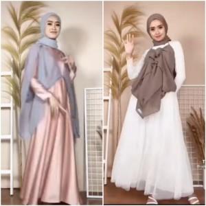 Kreasi Pashmina Menjadi Outfit Kekinian dan Lebih Stylish Ala Hijabers Nuraini Rahmawati